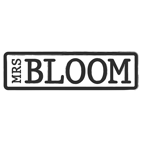 Mrs Bloom logo